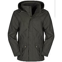Craghoppers - Dark khaki brampton jacket