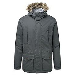 Craghoppers - Dark grey Raith waterproof insulating jacket