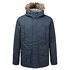 Craghoppers - Storm navy Raith waterproof insulating jacket