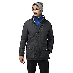 Craghoppers - Dark navy Wheeler 3 in 1 waterproof jacket