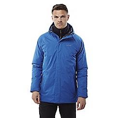 Craghoppers - Deep china blue Peers waterproof insulating jacket