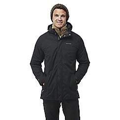 Craghoppers - Black Peers waterproof insulating jacket