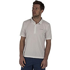 Craghoppers - White carlton polo shirt