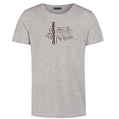 Craghoppers - White marl wisdom t-shirt