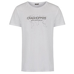 Craghoppers - White wisdom t-shirt