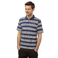 Craghoppers - Dusk blue combo creston short sleeved polo