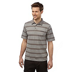 Craghoppers - Quarry grey combo creston short sleeved polo