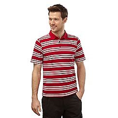 Craghoppers - Chilli combo creston short sleeved polo