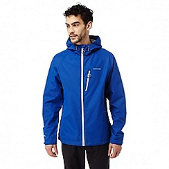 Craghoppers - Deep blue Fenton waterproof jacket