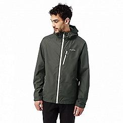 Craghoppers - Dark grey Fenton waterproof jacket