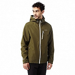 Craghoppers - Dark moss Fenton waterproof jacket