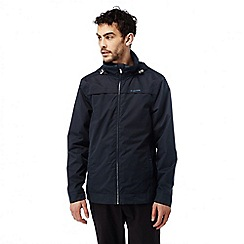 Craghoppers - Dark navy Spelton waterproof jacket