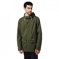 Craghoppers - Parka green gaston waterproof shell jacket