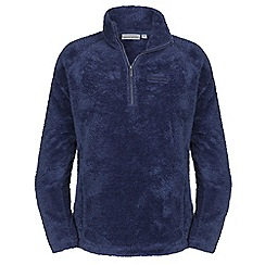 Craghoppers - Dusk blue catriona half zip fleece