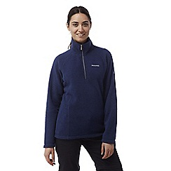 Craghoppers - Night blue Mila insulating fleece