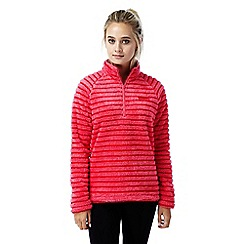 Craghoppers - Electric pink Appleby half zip fleece