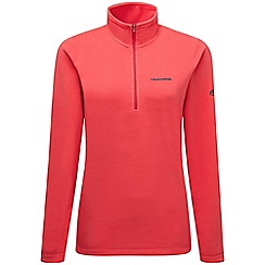 Craghoppers - Watermelon Miska iii half zip fleece
