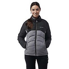 Craghoppers - Plat/charcoa Peyton insulating jacket