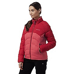 Craghoppers - Watermelon Peyton insulating jacket