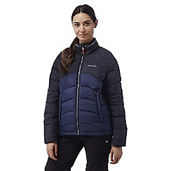 Craghoppers - Night blue Peyton insulating jacket