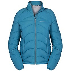 Craghoppers - Bright teal peyton jacket