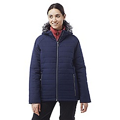 Craghoppers - Night blue Elma insulating jacket