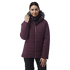 Craghoppers - Dark rioja red Elma insulating jacket
