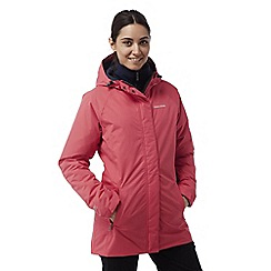 Craghoppers - Watermelon Kayla waterproof insulating jacket