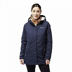 Craghoppers - Night blue Kayla waterproof insulating jacket