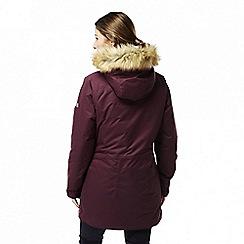 Craghoppers - Red 'Merona' waterproof jacket