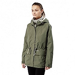 Craghoppers - Soft moss esme waterproof jacket