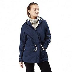 Craghoppers - Night blue esme waterproof jacket