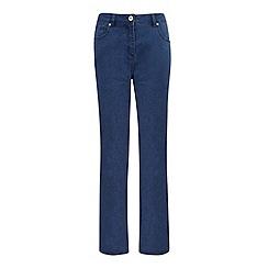 Dash - Classic Mid Wash Jeans Petite