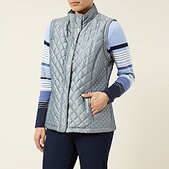 Dash - Grey Zip-off Sleeve Contrast Coat