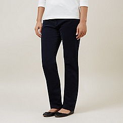 Dash - Cord Classic Leg Trouser Petite