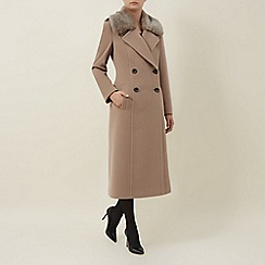 Planet - Camel long coat