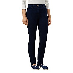 Dash - Dark Wash Straight Leg Jean Petite