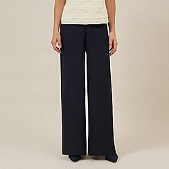 Jacques Vert - Wide leg chiffon trouser