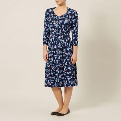 Dash 3/4 Slv Pretty Spring Dress - . -