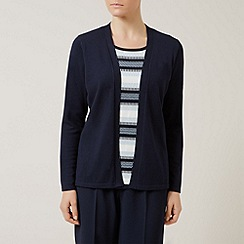 Eastex - 2 In 1 Jacquard Stripe
