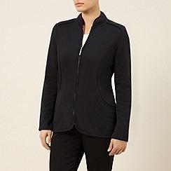 Dash - Curved seam interlock jacket