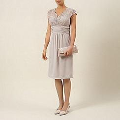 Jacques Vert - Lace top dress