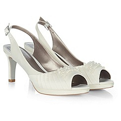 Jacques Vert - Pearl Pleat Shoe