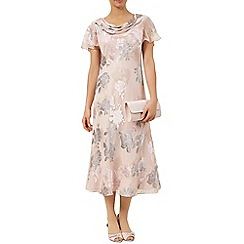 Jacques Vert - Floral devore dress