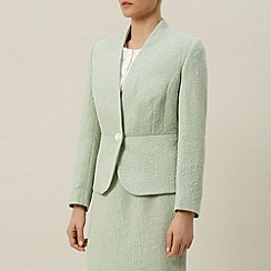 Eastex - Jacquard Collarless Jacket