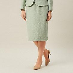 Eastex - Jacquard Pencil Skirt
