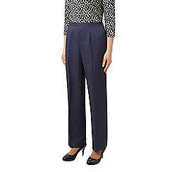 Eastex - Basket weave trouser - short