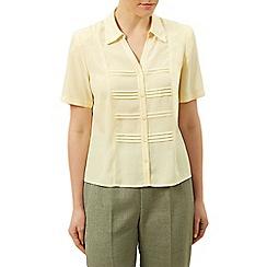 Eastex - Pintuck basic blouse