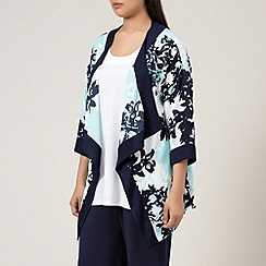 Windsmoor - Block Lily Print Jacket