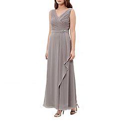 Kaliko - Waterfall soft maxi dress